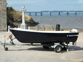 ANGLER 465 BOAT AND ENGINE PACKAGE - READY FOR THE WATER - NEW