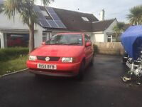 Volkswagen Polo 1.4 FSH -- 1 Owner from NEW
