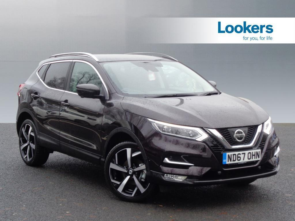 nissan qashqai dci tekna black 2017 12 31 in motherwell north lanarkshire gumtree. Black Bedroom Furniture Sets. Home Design Ideas
