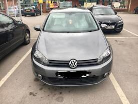 2011 golf 1.6 tdi dsg low miles