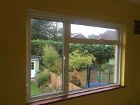 Aluminium PVC Powder Coated Window