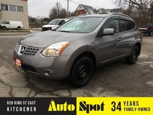 2008 Nissan Rogue SL/2 SETS OF TIRES/RIMS/PRICED FOR A QUICK SAL