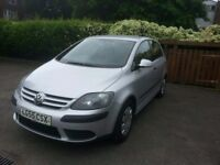 VW Golf Plus in excellent condition