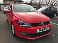 ***VOLKSWAGEN POLO 1.2 Petrol 2010 ONLY 59,000MILES***