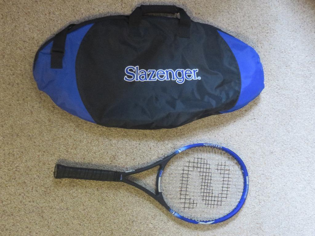 Slazenger Tennis Racket Cover Slazenger Tennis Racket