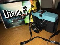 Diana F+ Vintage Lomography Camera