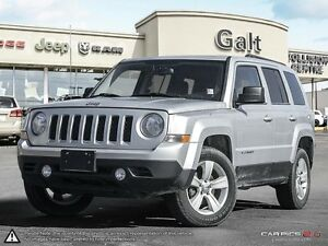 2014 Jeep Patriot SPORT/NORTH | SIRIUS | CRUISE CONTROL|