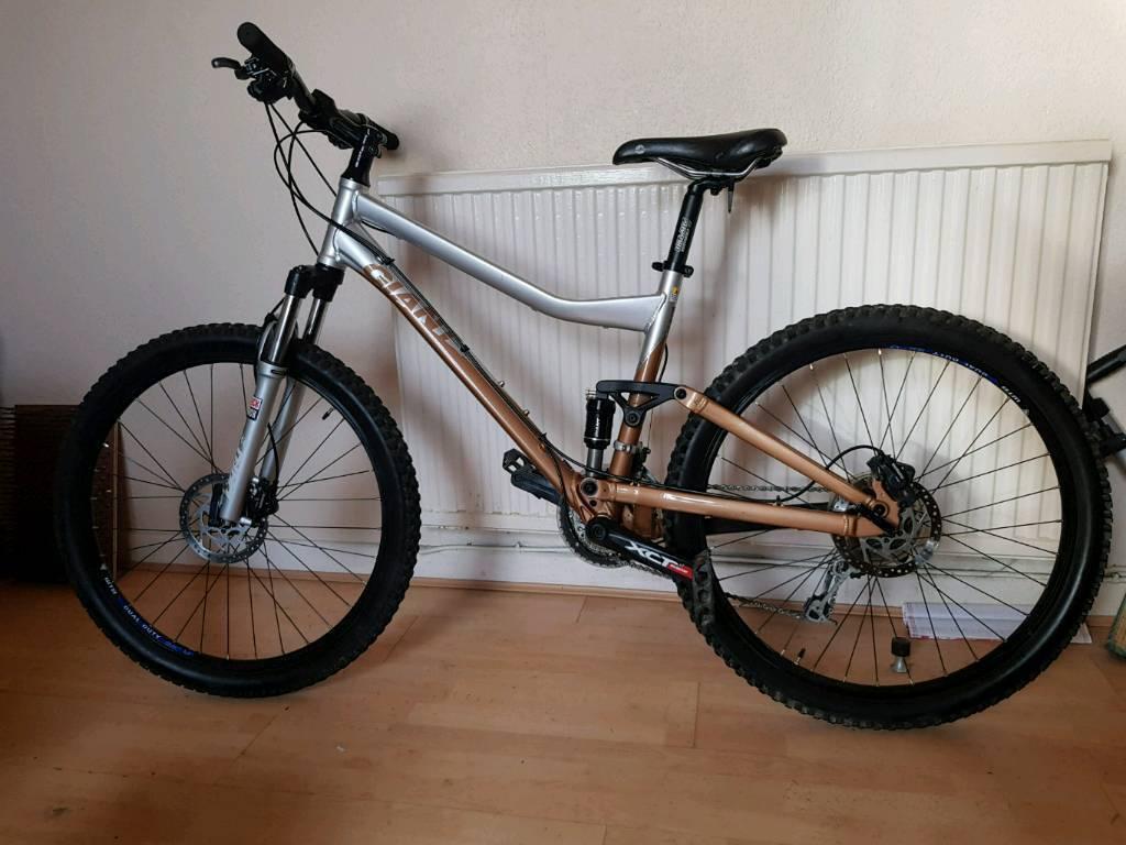 Giant Yukon FX 2 Mountain Bike
