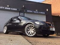 BMW 320D M - SPORT 2007 ON 07 PLATE