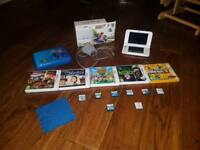 Nintendo 3DS XL with box and 13 games!!