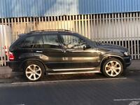 * BMW X5 DIESIEL SPORT AUTOMATIC SAT NAV TV HUGE SPEC TILT & SLIDE SUNROOF*