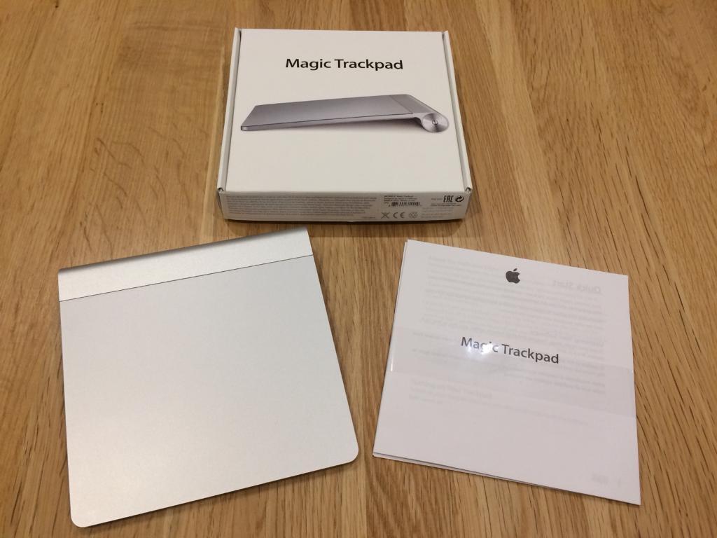 Apple Magic Trackpad MC380Z/A A1339