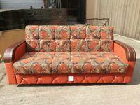 TURKISH DESIGNER SOFA BED ( NHYL ONLINE FURNITURE)