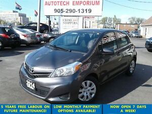 2014 Toyota Yaris LE All Power/Bluetooth&GPS*$39/wkly