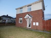 West Harton,South Shields. 2 Bed Immaculate Semi-detached House.Gardens.No bond! Dss welcome!