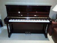 Modern Piano like New incl Stool