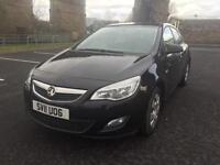2011 Vauxhall Astra 1.4i Exclusive 5 Door £Nil Road Ready To Go PX Welcome