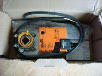 BNIB Belimo SM24A 24V, 20Nm Damper Actuator Head. Boiler