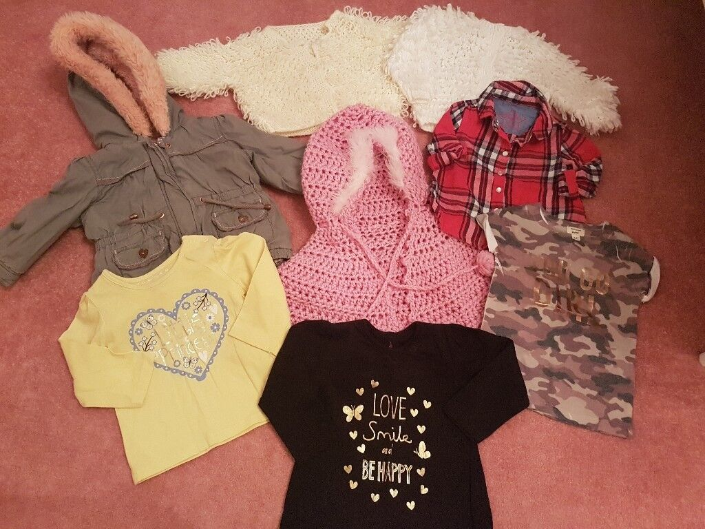 9-12 month baby girl bundle