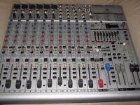 BEHRINGER UB 1832 FX DJ PRO MIXER NICE CONDITION. GOOD WORKING ORDER SUPERB MIXER