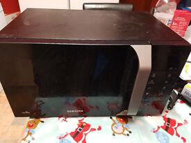 samsung 23L microwave