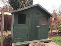 Large Garden Shed - needs a new home to be disassembled and taken away