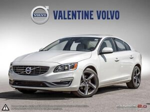 2014 s60 T6 AWD * Clean carproof / Seviced at Valentine *