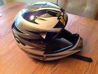Kids youth motorcycle helmet
