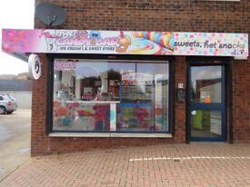 Ice Cream Store Shop for rent Bathgate Area Massive Oppertunity