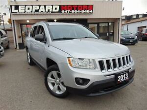 2013 Jeep Compass Sport/North,4X4,Bluetooth*Certified*