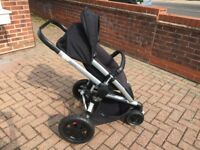 Quinny buzz extra travel system buggy