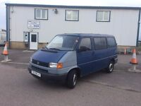 LEFT HAND DRIVE VOLKSWAGEN TRANSPORTER, DRIVES WELL,ENGINE&MECHANICS GREAT,GOOD LOAD SPACE.CALL MARC