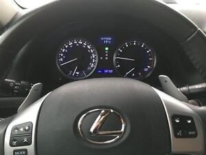 2012 Lexus IS 250 Show Room Condition Paddle Shift Awd  Black On Kitchener / Waterloo Kitchener Area image 13