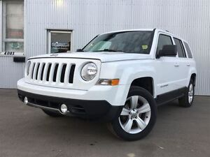 2014 Jeep Patriot Limited 4WD, NAVIGATION, BLUEOOTH
