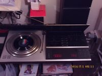 BANG N OULFSON BEO CENTRE 7007 PLUS CDX CD PLAYER VINTAGE