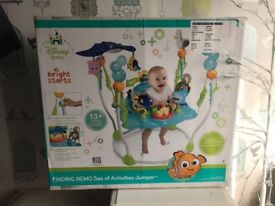 Brand new Disney nemo jumperoo!