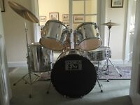Immaculate Session Pro Drum Kit for Sale!