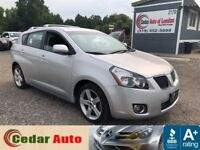2009 Pontiac Vibe Loaded -Managers Special London Ontario Preview