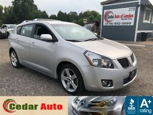 2009 Pontiac Vibe Loaded -Managers Special