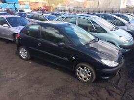 breaking for spares peugeot 206 1.4 2006
