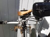 British Silver Century Plus Seagul Engine