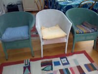 Lloyd Loom chairs