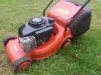 Easy Use Petrol Mower Flymo,