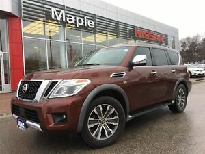 2017 Nissan Armada |DEMO SALE|8 SEATS|V8|NAVI|LEATHER|BOSE|+++|+