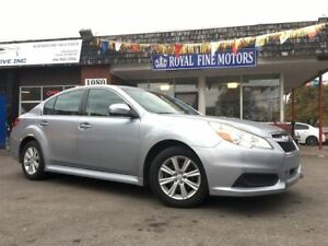 2013 Subaru Legacy TouringPkg,Awd,Auto,Air,Alloys,HtdSts,Eco,War