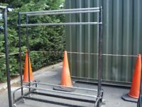 Shop Display Clothes Rails - Site Clearance