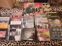 Rock n Roll, Rock CDS, Preowned, Metallica, Buddy etc. & Books
