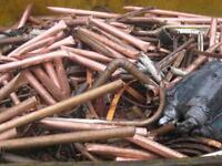 Free scrap metal collection !! House clearance copper battery's bulky bobs etc