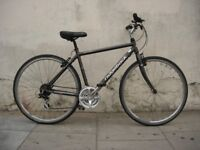 Mens Hybrid/Commuter Bike by Ridgeback, Black, Great Condition, JUST SERVICED / CHEAP PRICE!!!