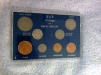 1966 Coinage of Great Britain Set. Remember the year we won the World Cup?